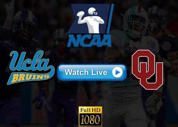 Oklahoma vs UCLA live streaming reddit