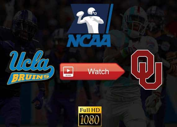 Oklahoma vs UCLA live stream reddit