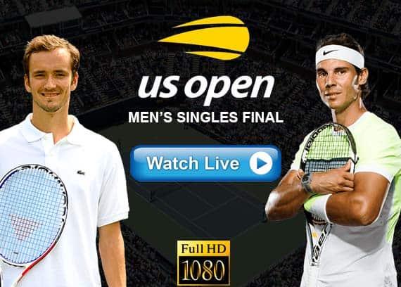 Nadal vs Medvedev live streaming reddit