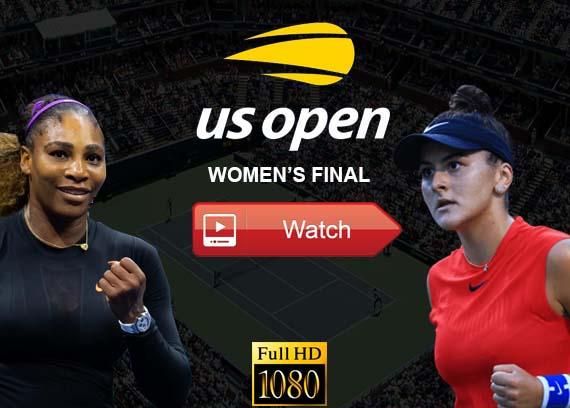 Serena Williams vs Bianca Andreescu live stream reddit
