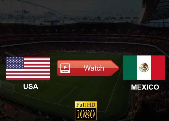 USA vs Mexico live stream reddit