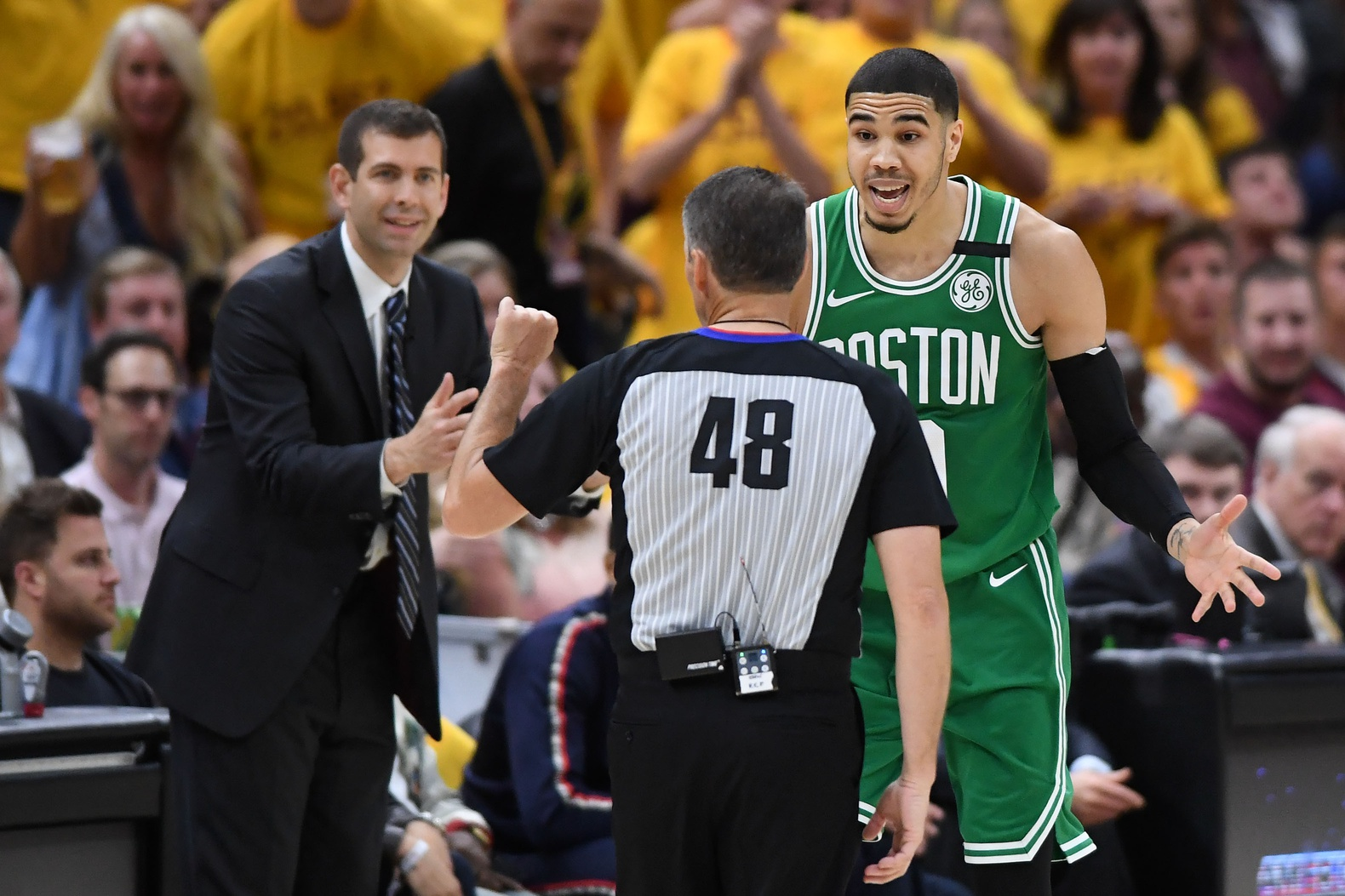 Your Morning Dump...Where Jayson Tatum will miss some time and Brad Stevens isn't too concerned about FIBA Injuries