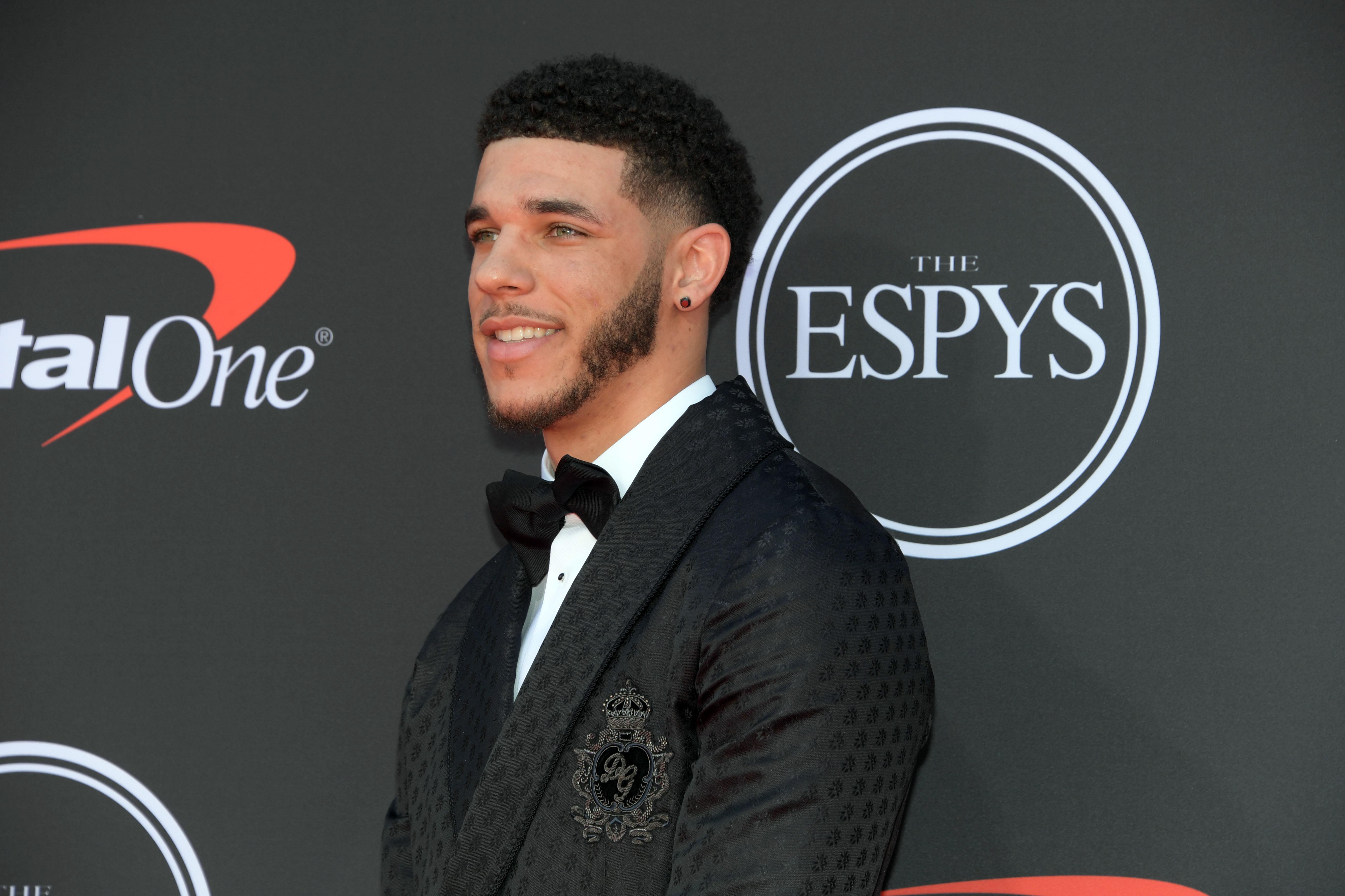Lonzo Ball believes Kawhi Leonard 'balanced' out NBA in move to LA
