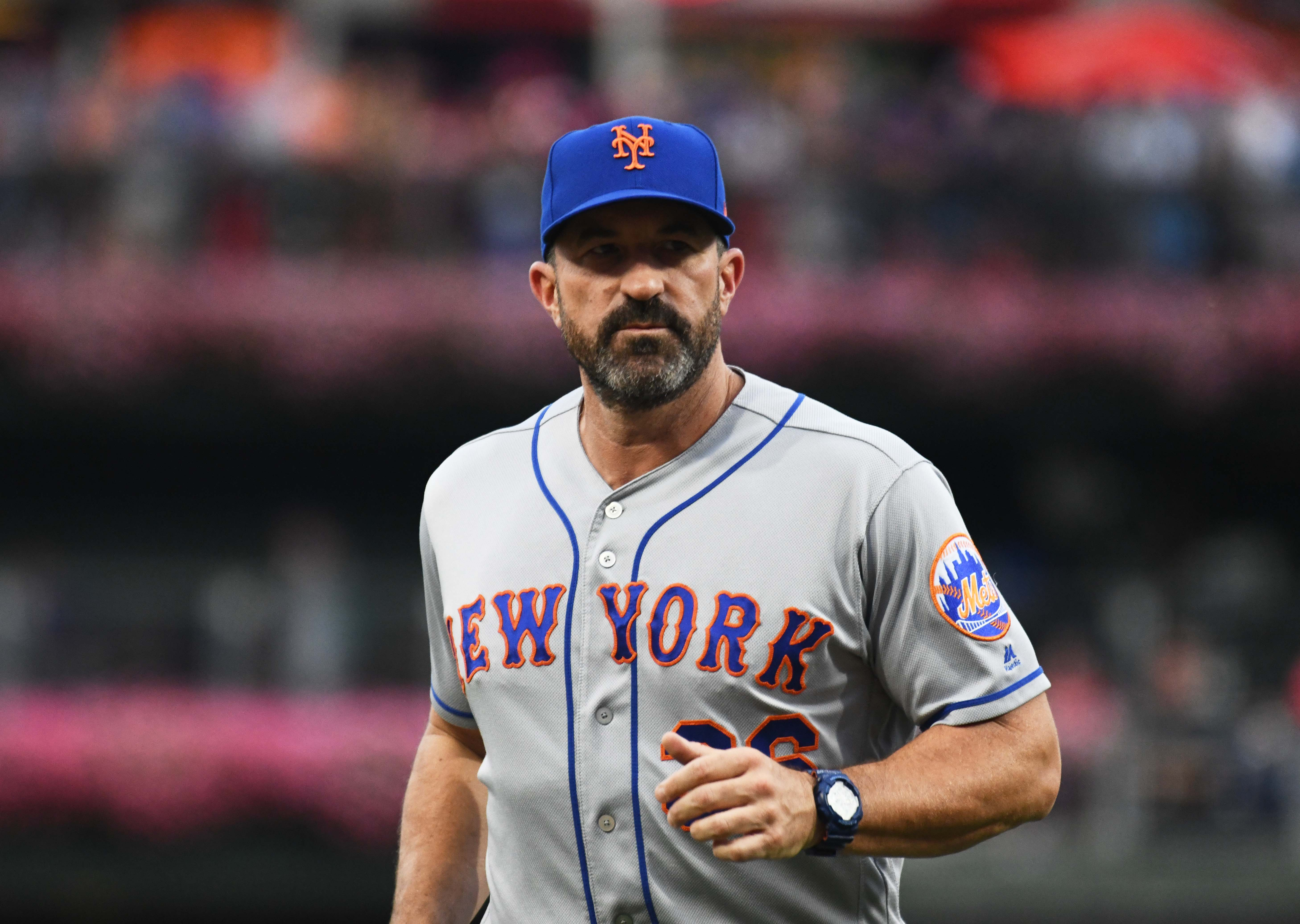 Mickey Callaway completely botched the end of last night's debacle