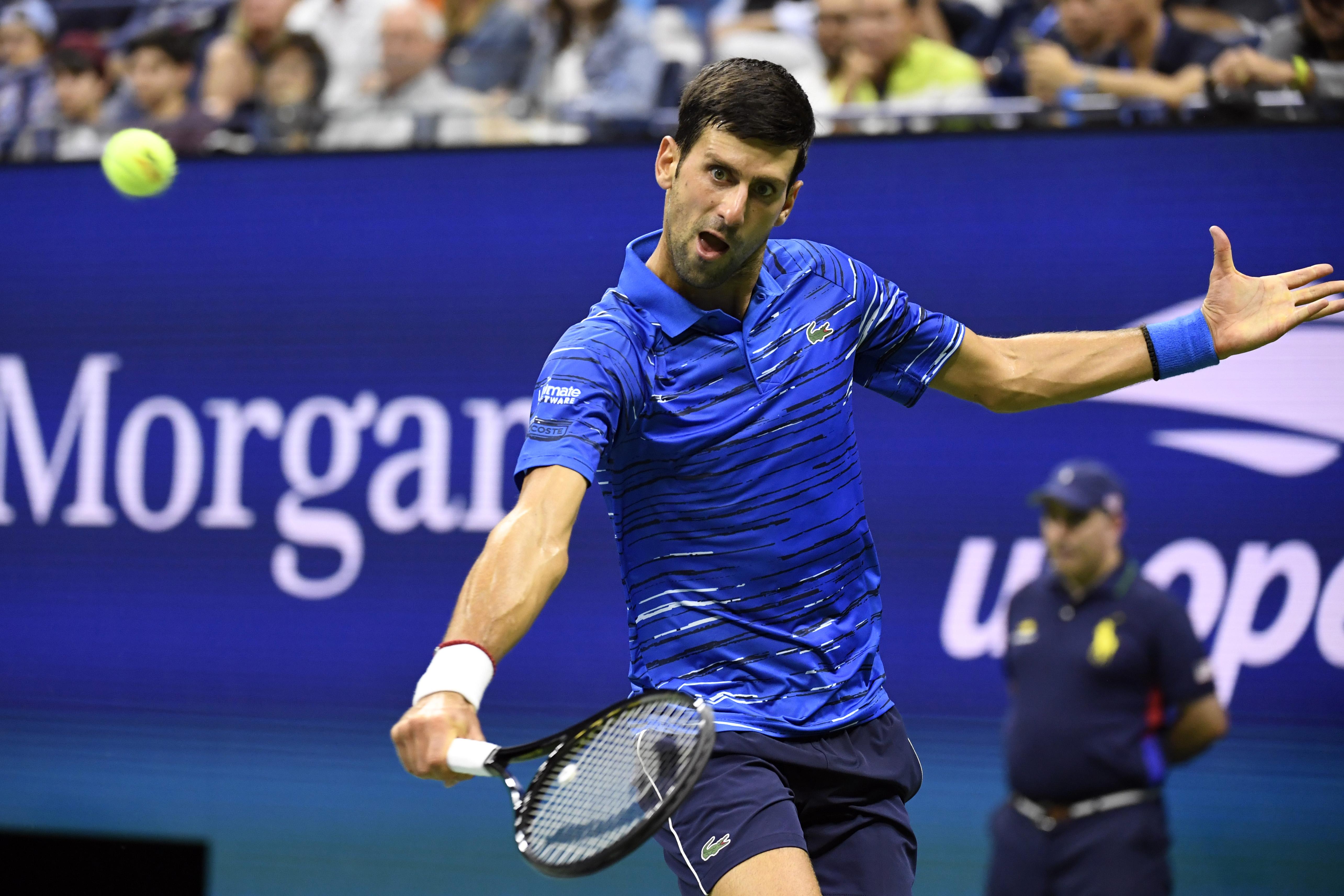 Novak Djokovic two wins away from greatness