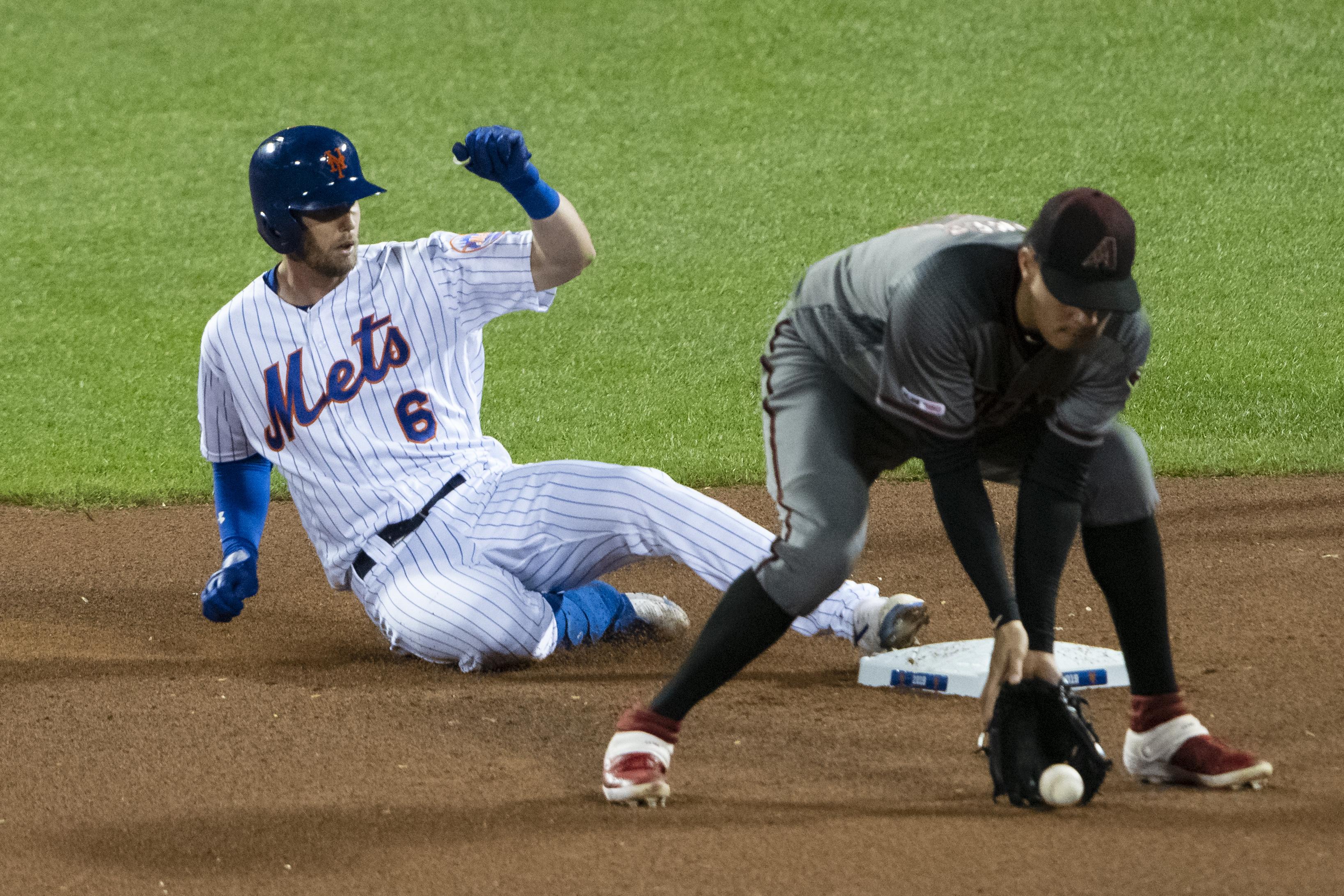Cooling off the Diamondbacks is key for New York Mets' slim postseason hopes