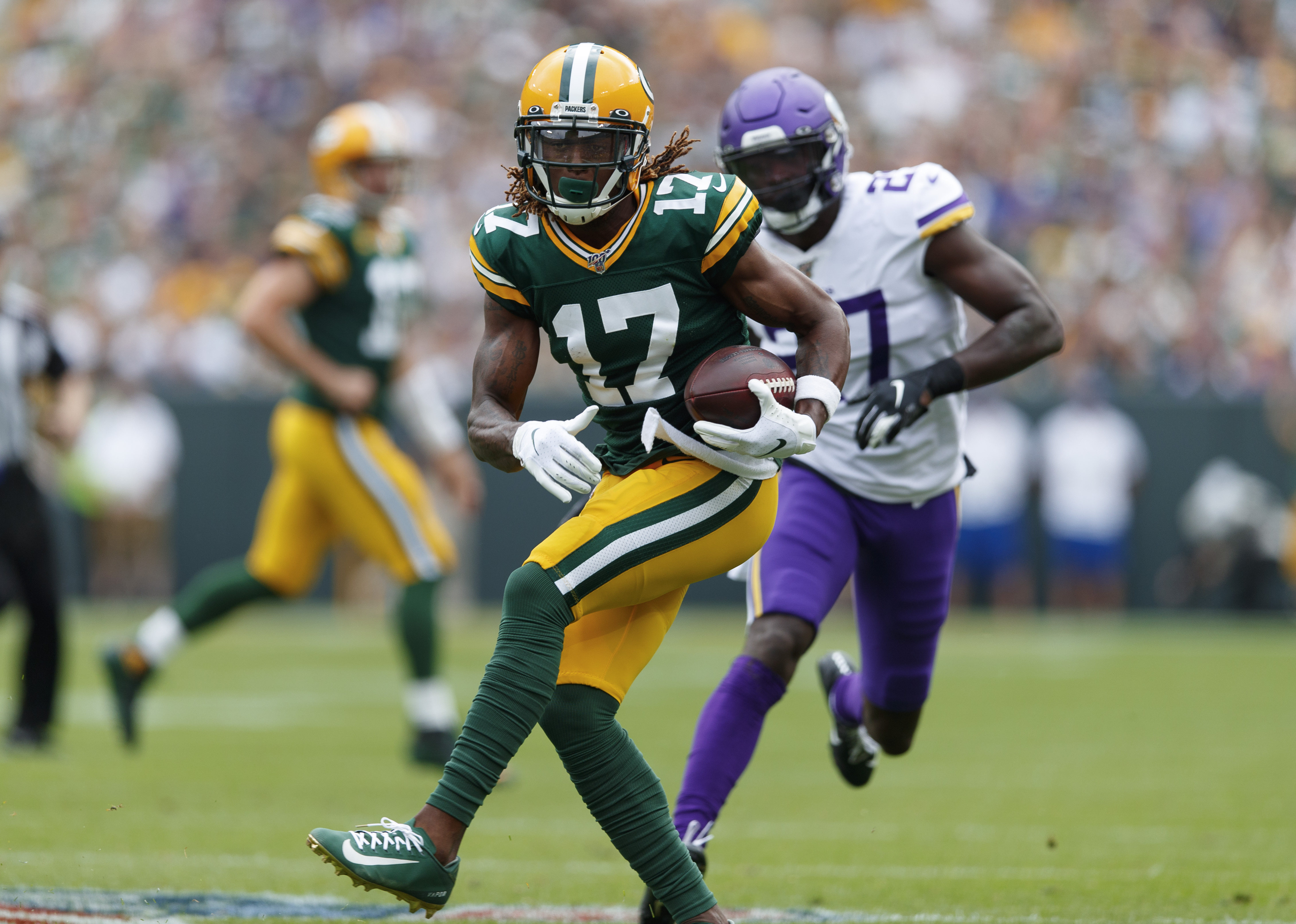 How Will the Packers Offense Adjust Without Davante Adams?