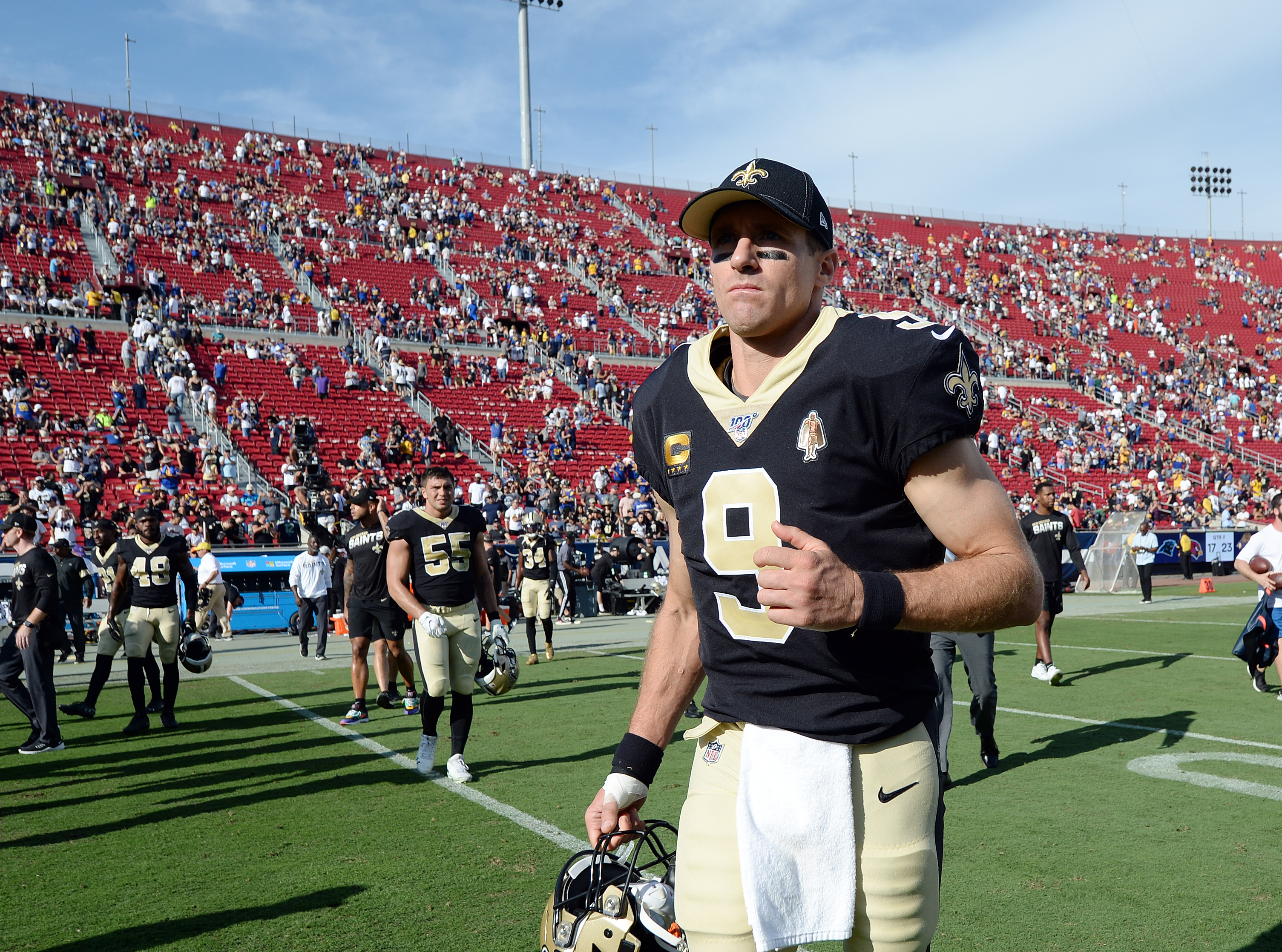 NFL 100 All-Time team: What happened with Drew Brees?