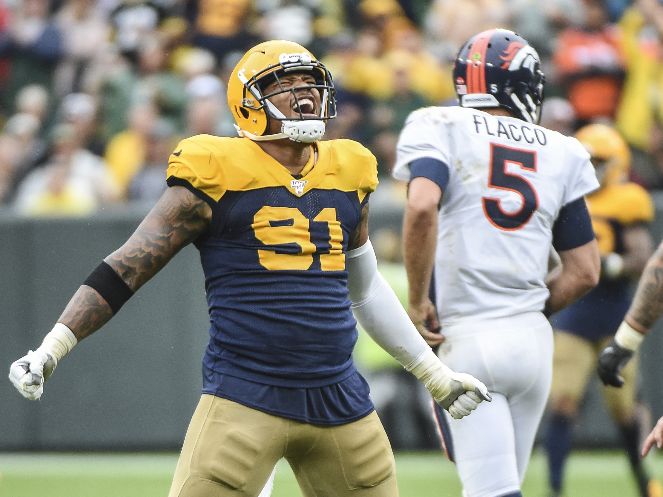 Ten Things We Learned from Packers' 27-16 Win Over Broncos