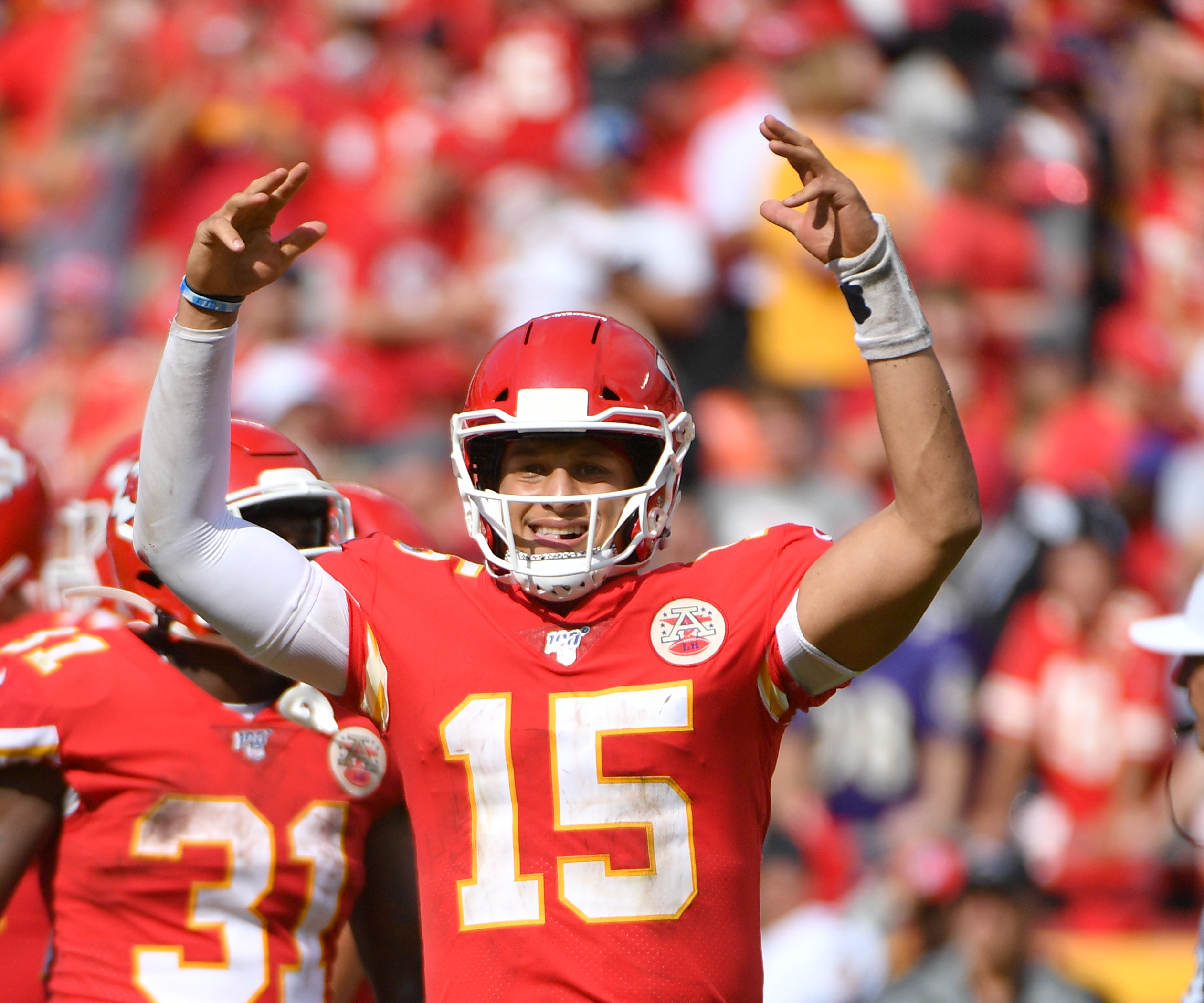 Mahomes, Chiefs headed to the Super Bowl