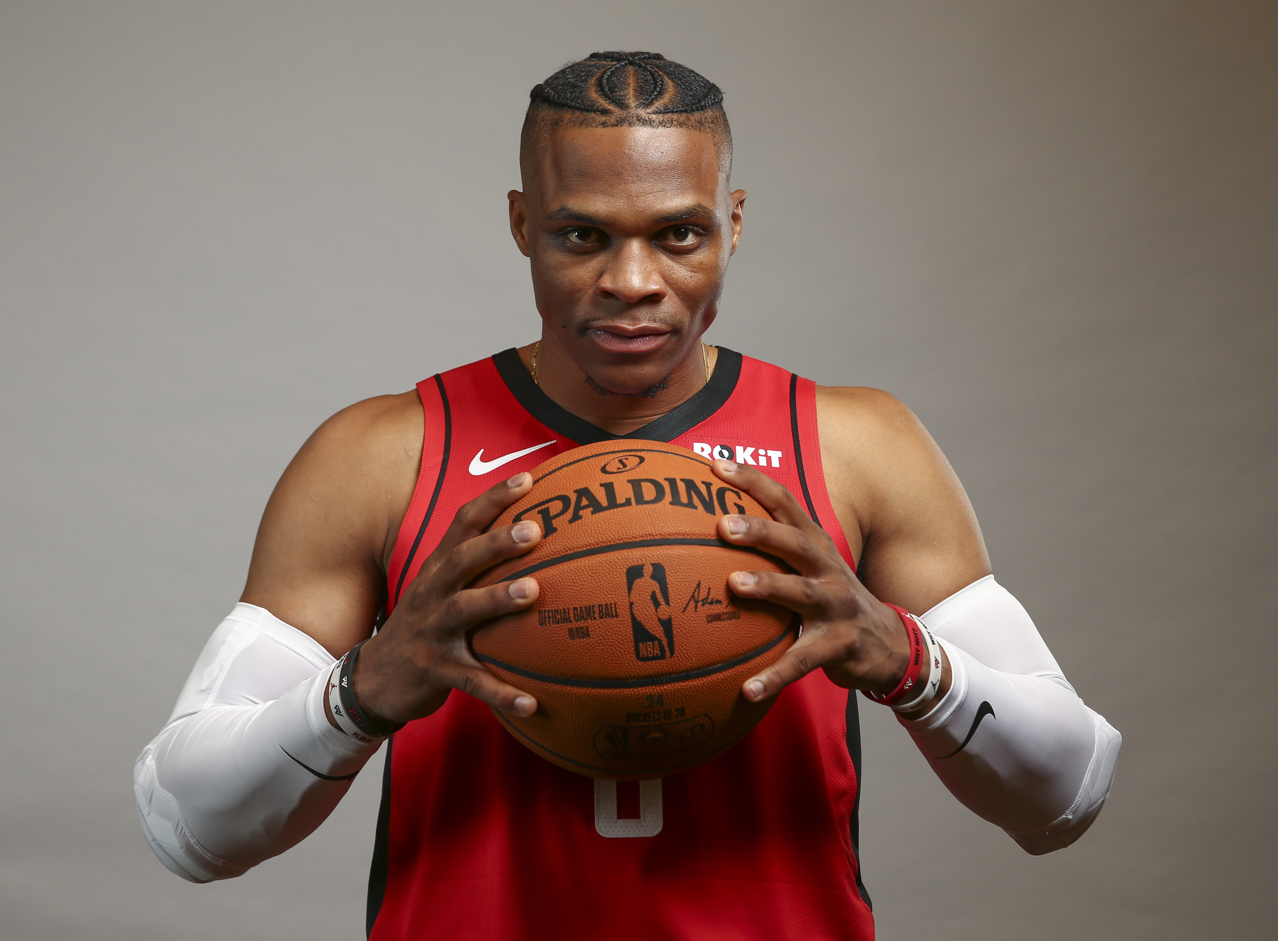 Russell Westbrook dishes on how 'scary' reuniting with James Harden will be for NBA