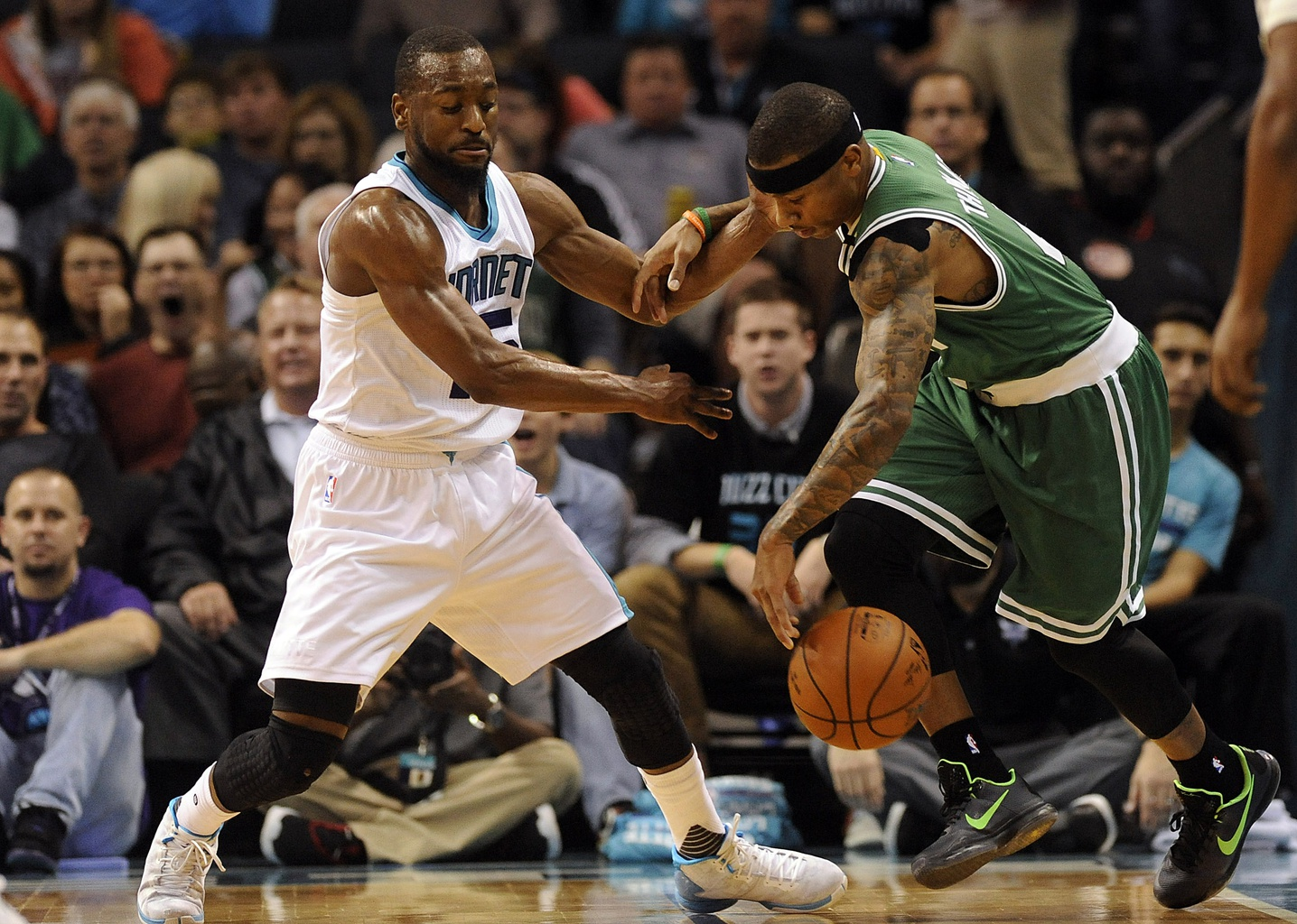 Your Morning Dump...Where Marcus Smart sees some IT in Kemba Walker