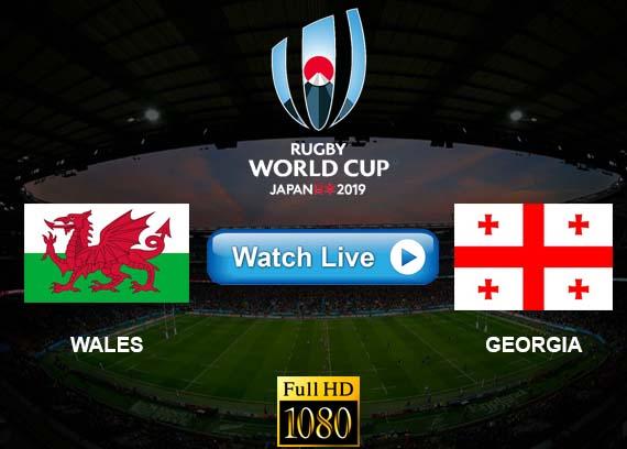 Wales vs Georgia live streaming reddit