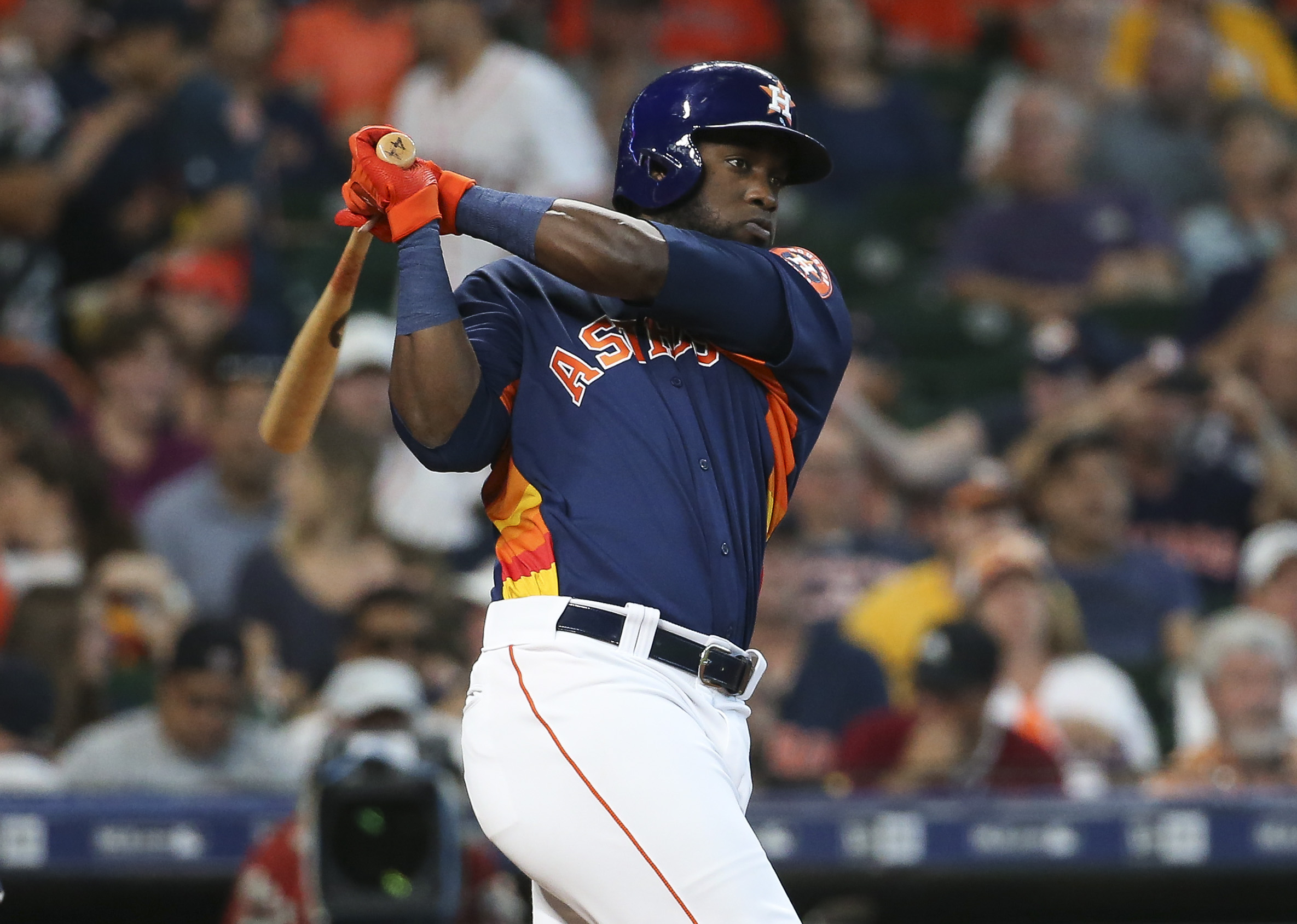 Houston Astros' two-game offensive surge is one for the ages