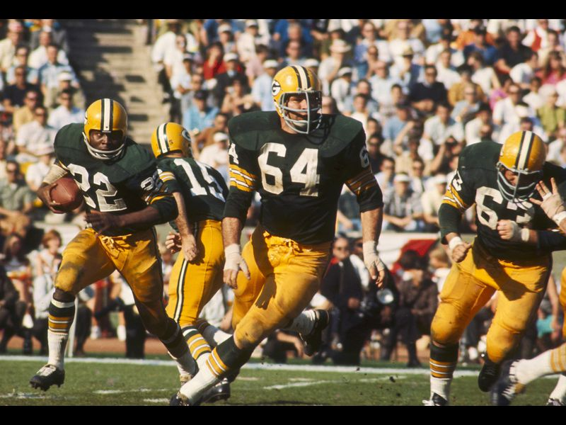 Flashback: The First Super Bowl Between the Packers and Chiefs Changed Football Forever