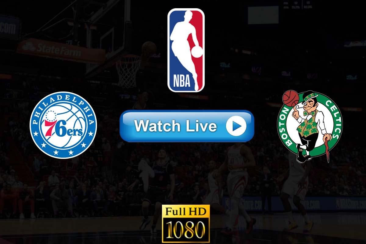 76ers vs Celtics live streaming reddit