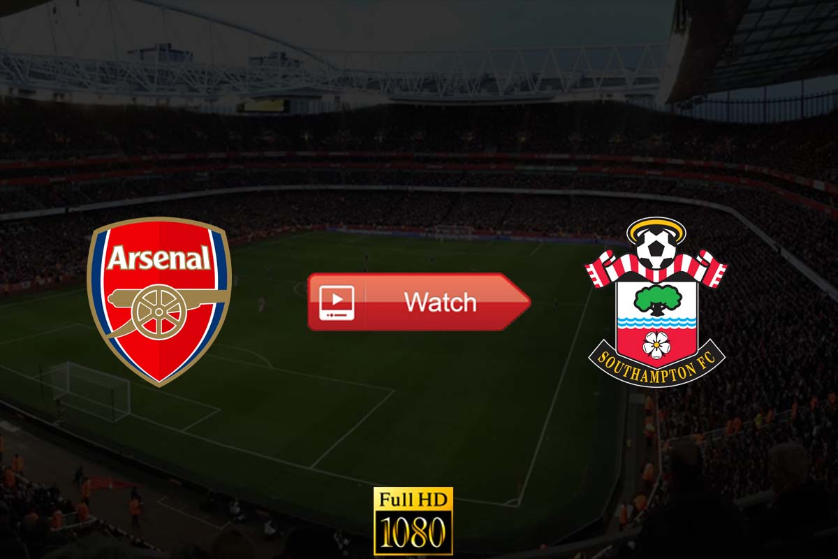 Arsenal vs Southampton live stream reddit