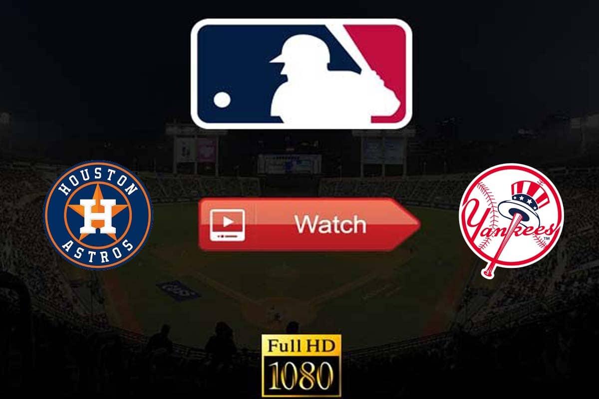 Astros vs Yankees live stream reddit