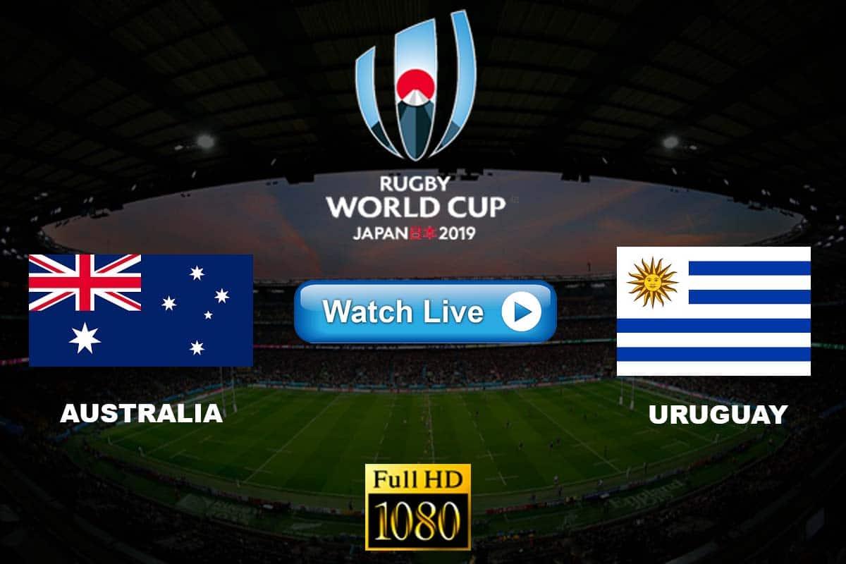 Australia vs Uruguay live streaming reddit