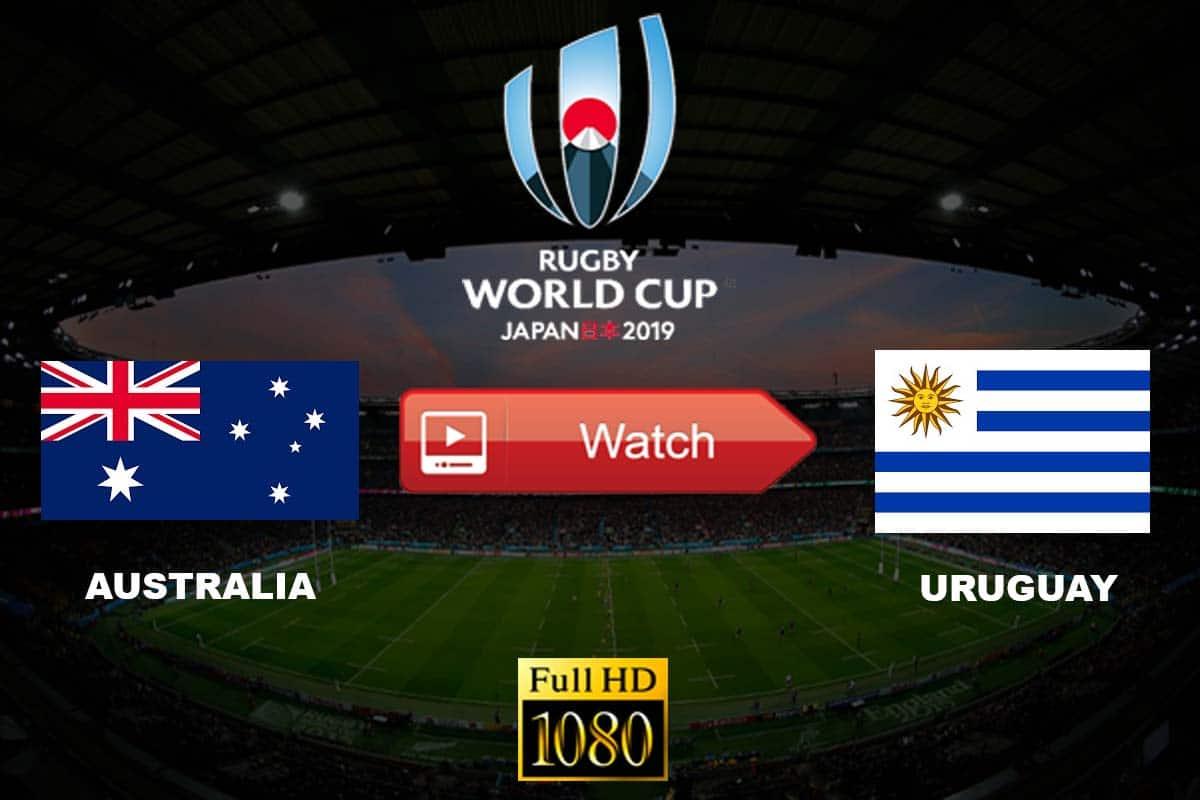 Australia vs Uruguay live stream reddit