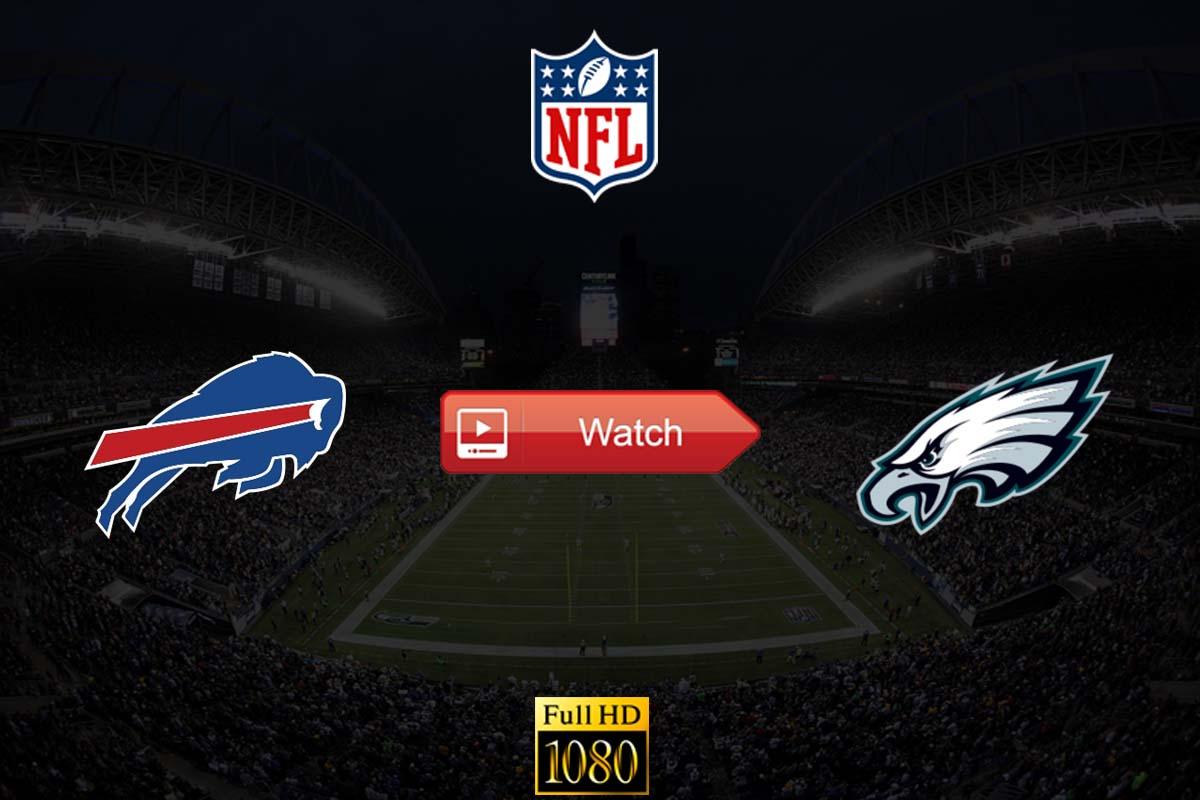 Bills vs Eagles live stream reddit