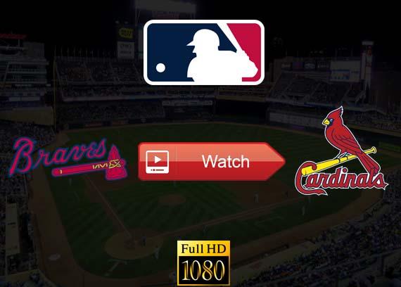 Braves vs Cardinals live stream reddit