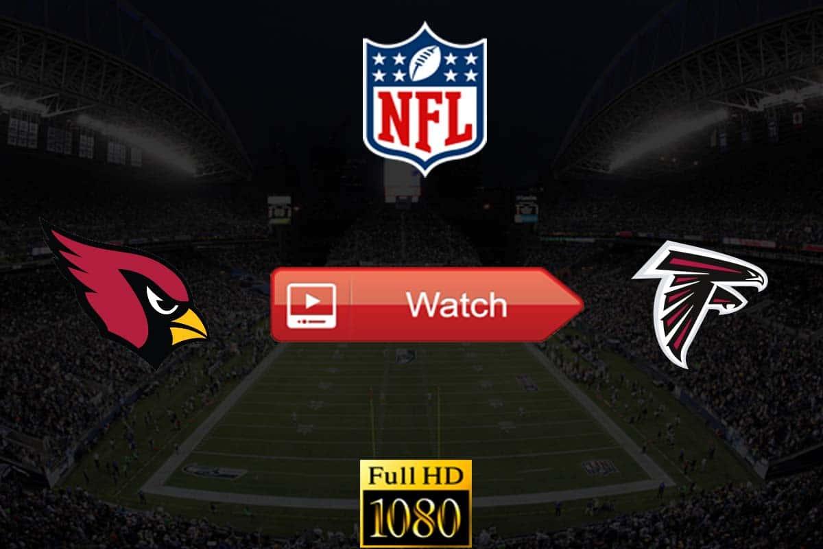 Cardinals vs Falcons live stream reddit
