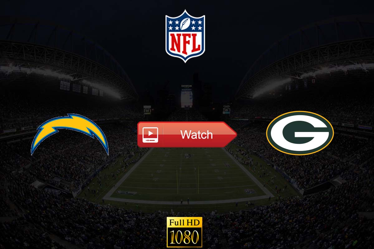 Chargers vs Packers live stream reddit