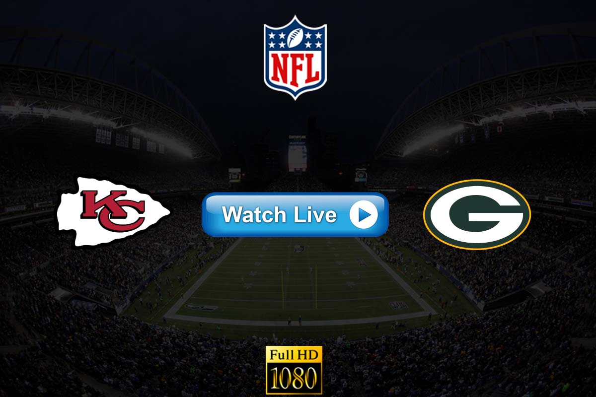 Chiefs vs Packers live streaming reddit