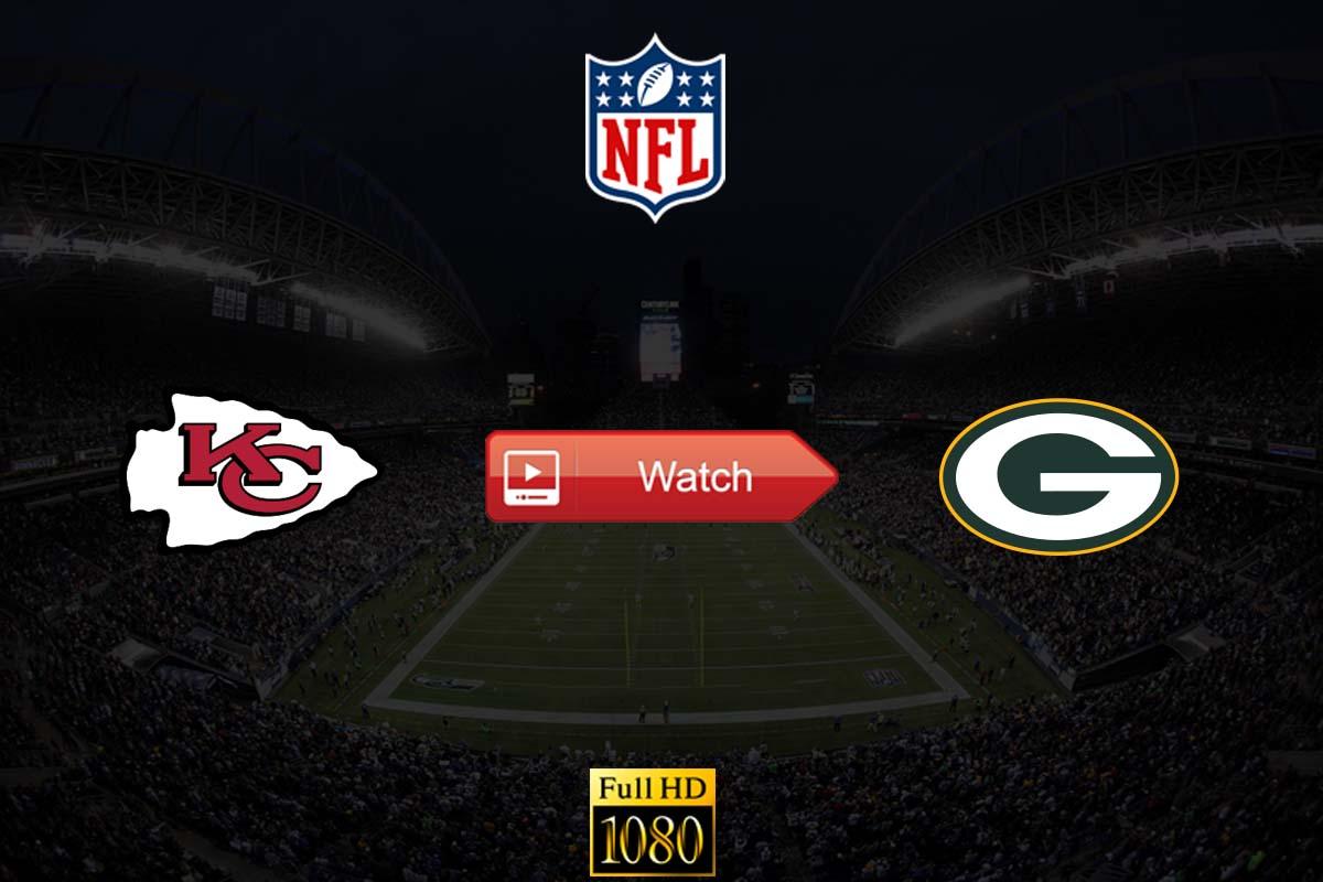 Chiefs vs Packers live stream reddit