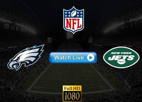 Eagles vs Jets live streaming reddit