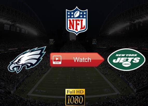 Eagles vs Jets live stream reddit