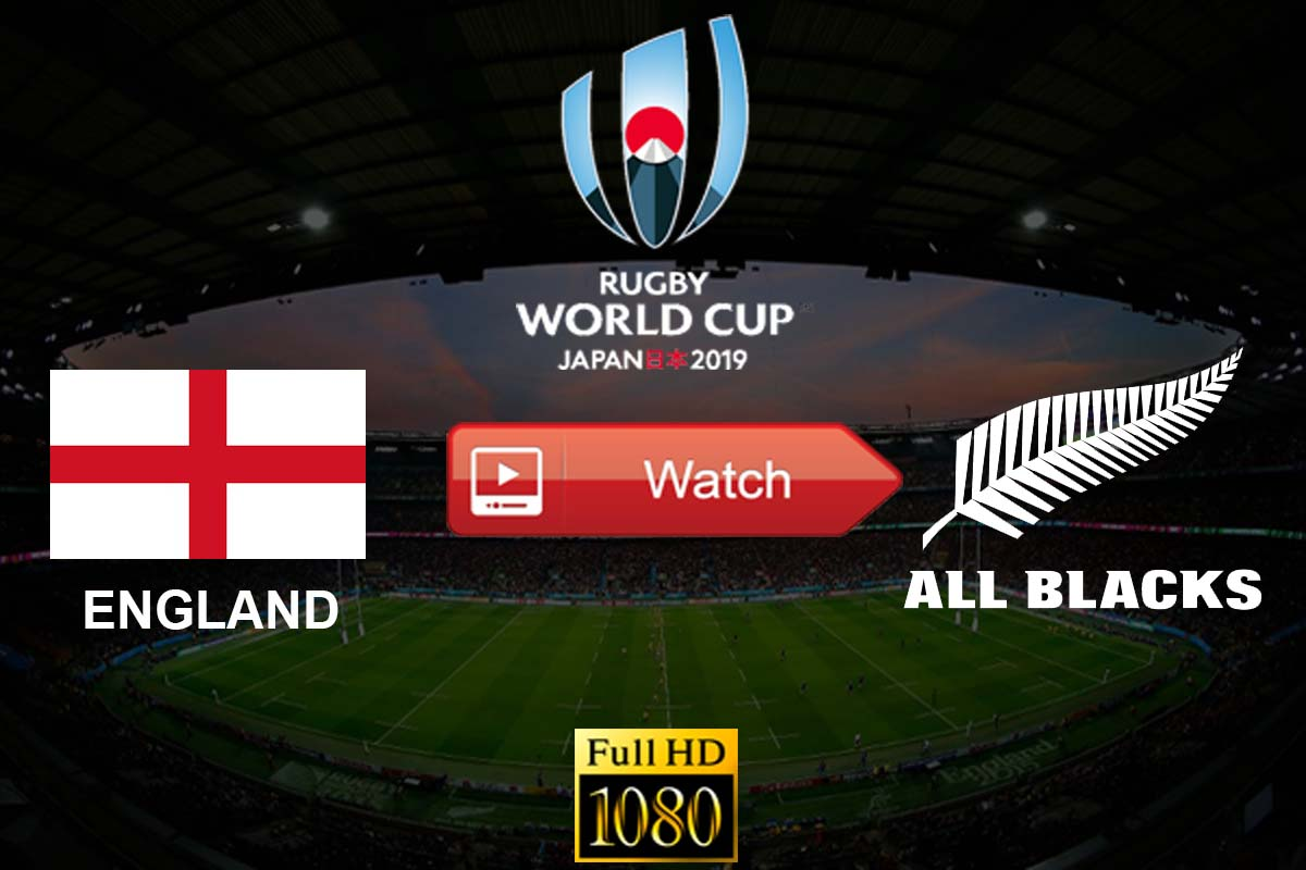England vs All Blacks live stream reddit