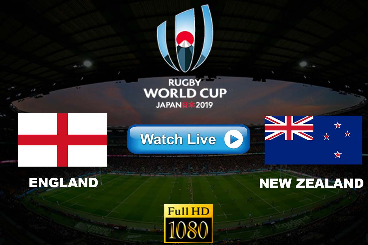 England vs New Zealand live streaming reddit