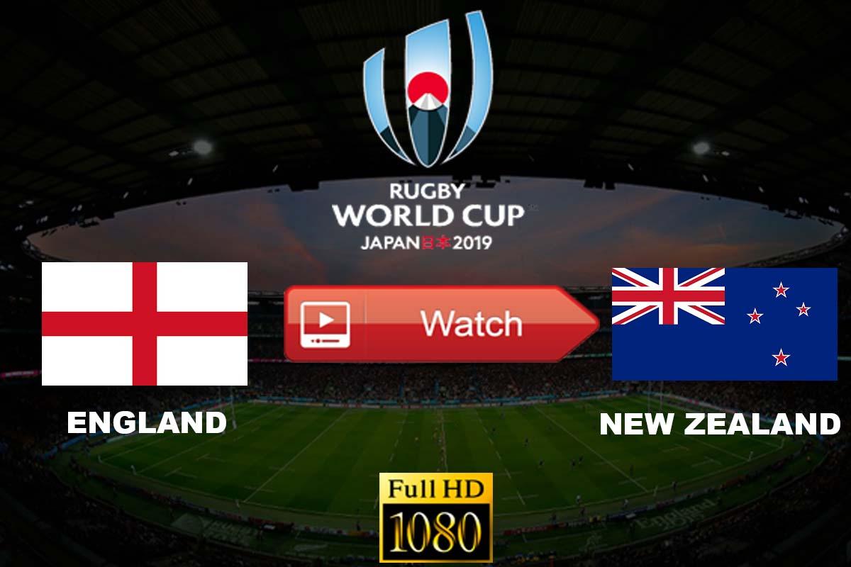 England vs New Zealand live stream reddit