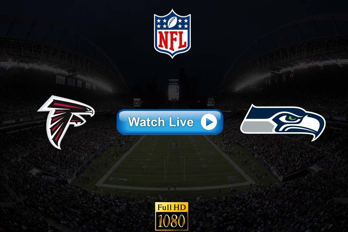 Falcons vs Seahawks live streaming reddit