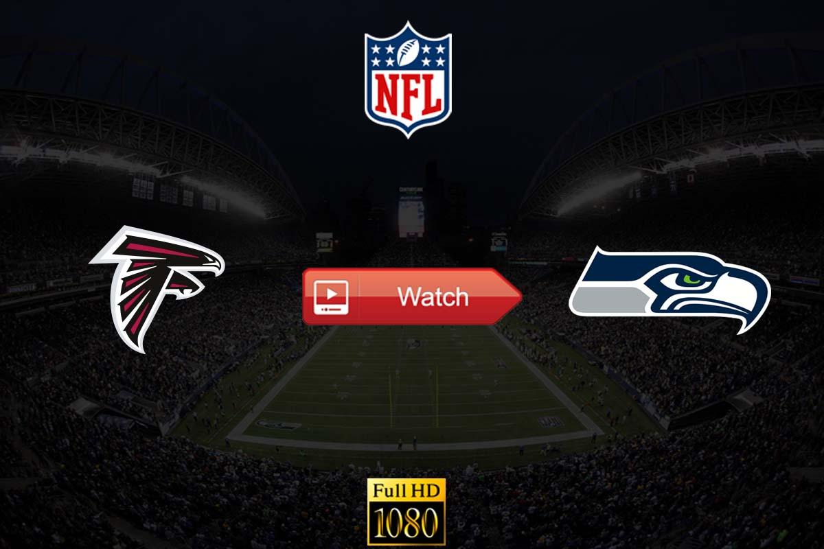 Falcons vs Seahawks live stream reddit