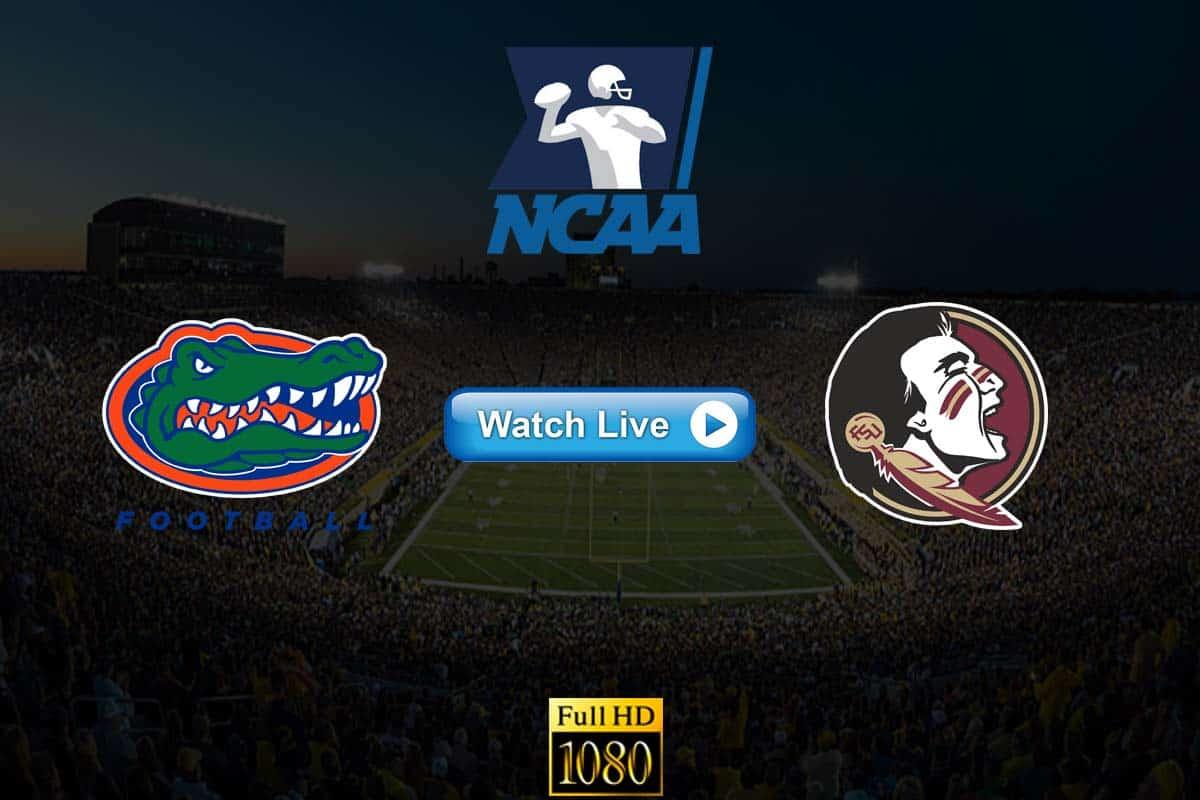 Florida vs Florida State live streaming Reddit
