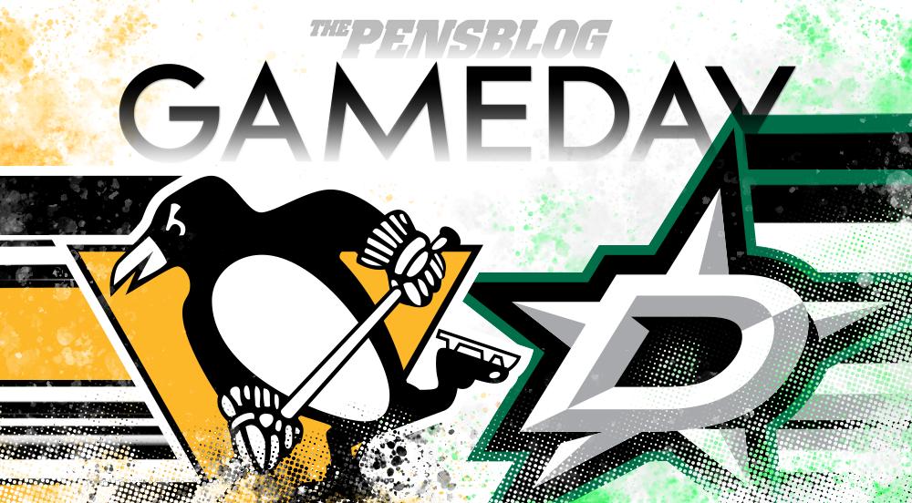 Gameday 4: Penguins vs. Stars
