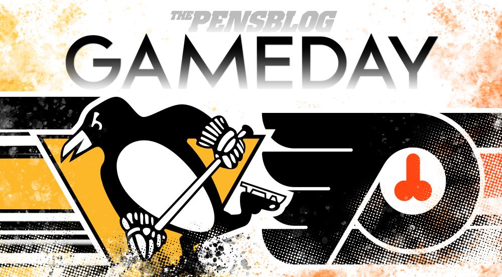 Gameday 13: Penguins vs. Flyers