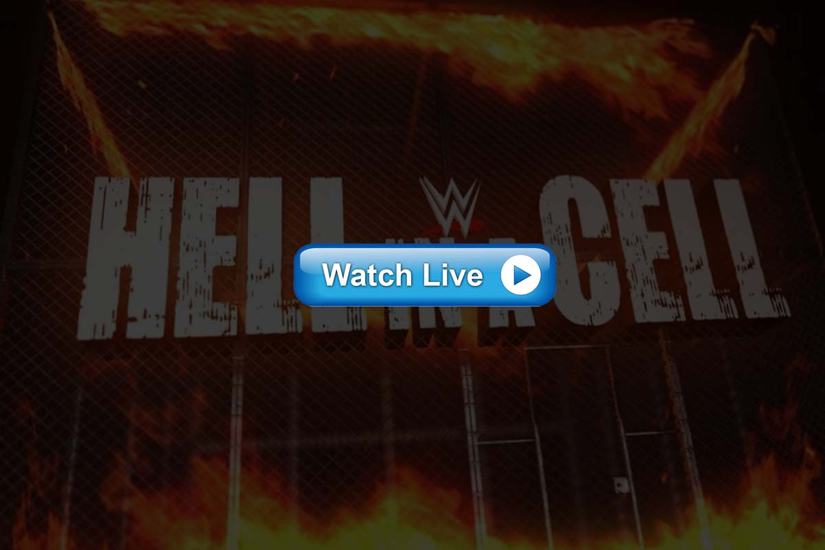 WWE Hell in a Cell live streaming reddit