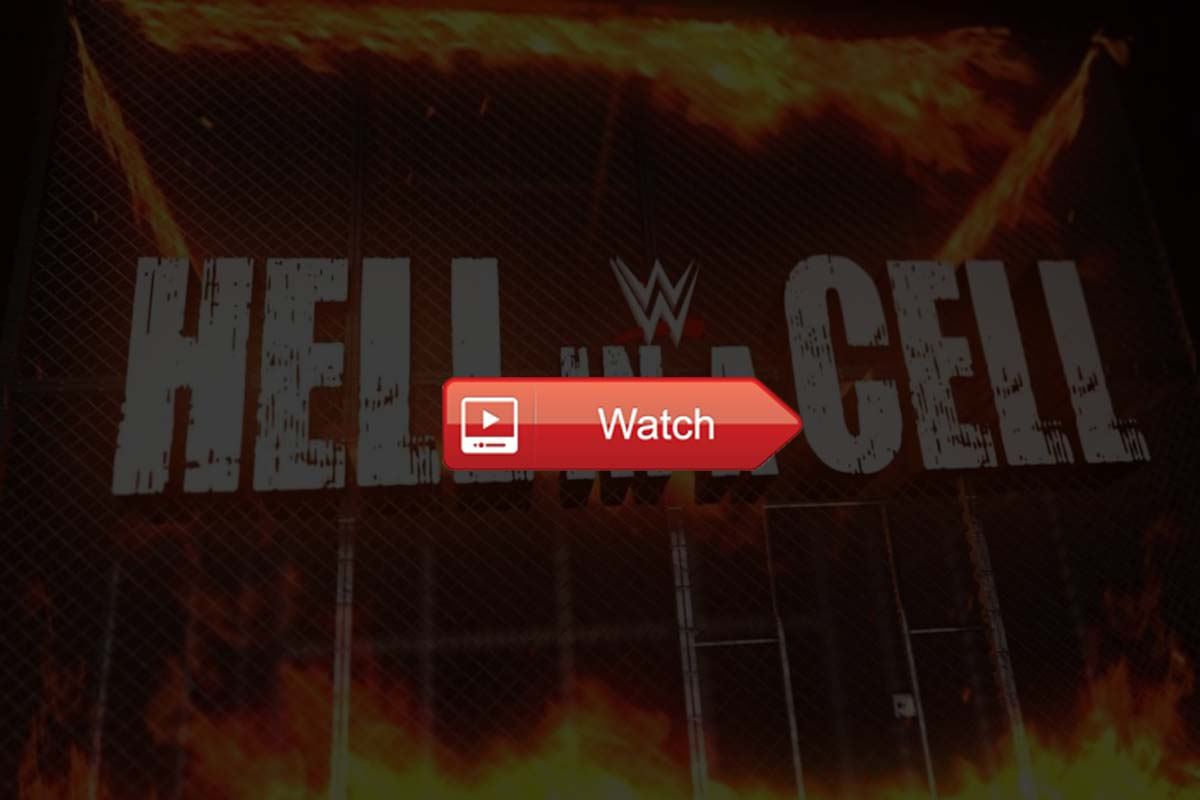 WWE Hell in a Cell live stream reddit
