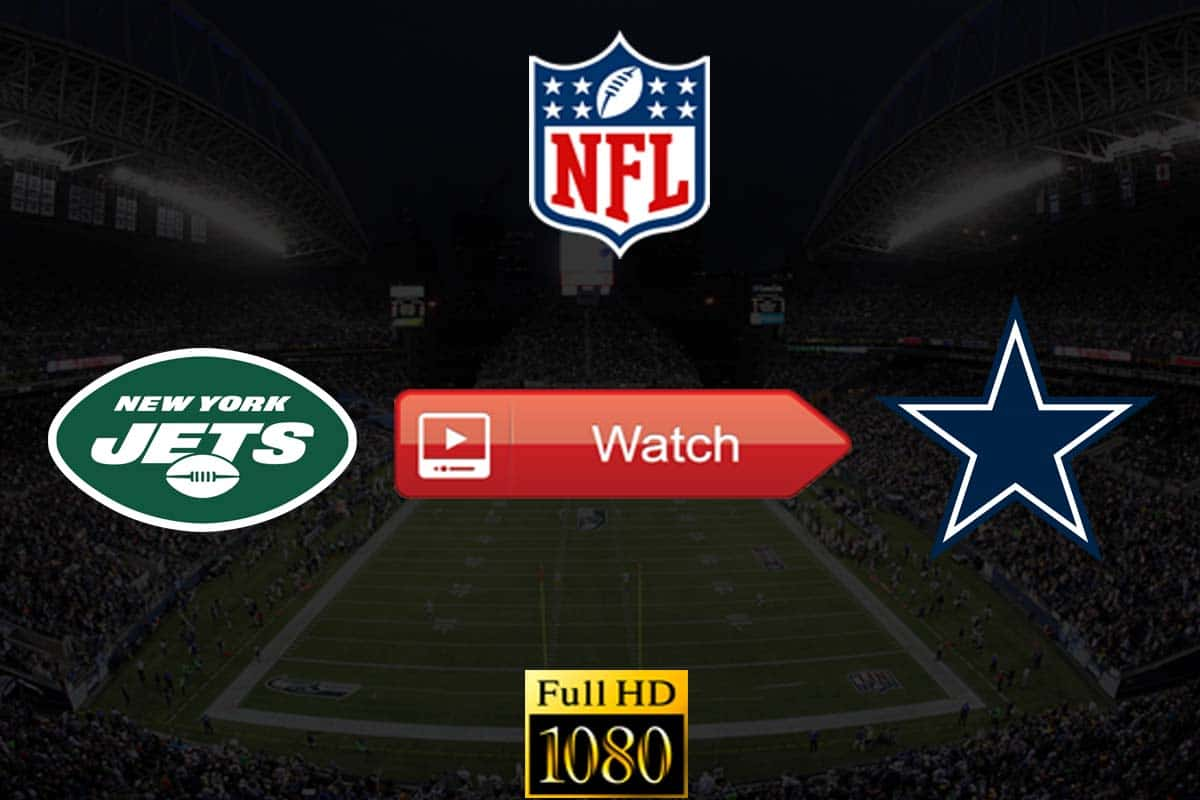Jets vs Cowboys live stream reddit