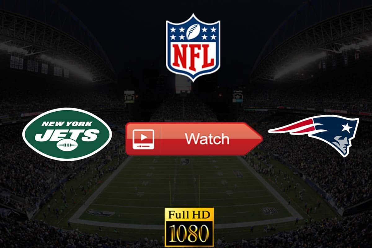 Jets vs Patriots live stream reddit