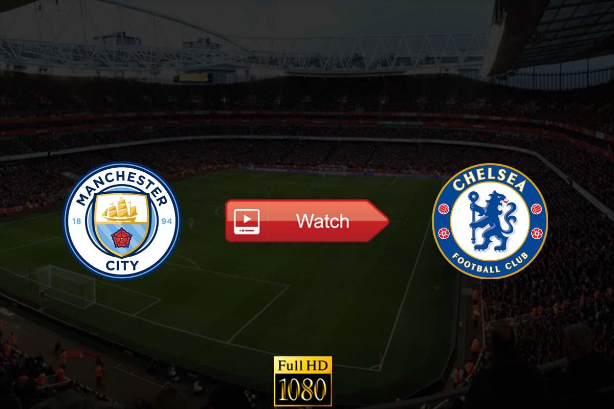 Manchester City vs Chelsea live stream reddit