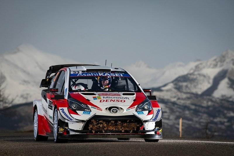 Monte Carlo Rally live stream online