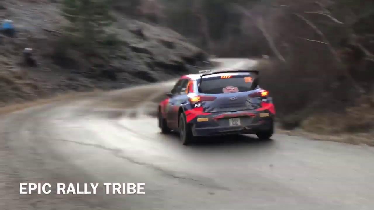 Monte Carlo Rally live