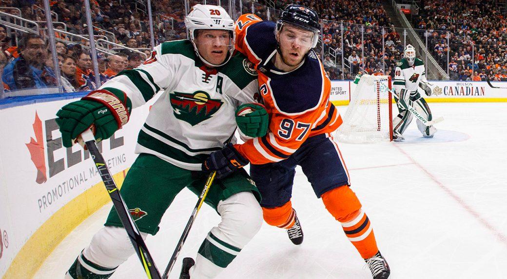 Oilers Gameday: @ Wild