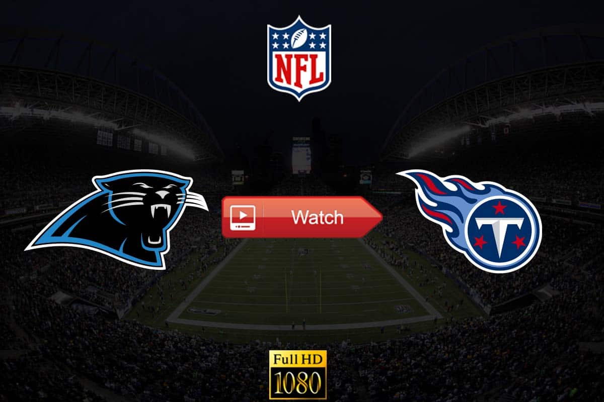 Panthers vs Titans live stream reddit