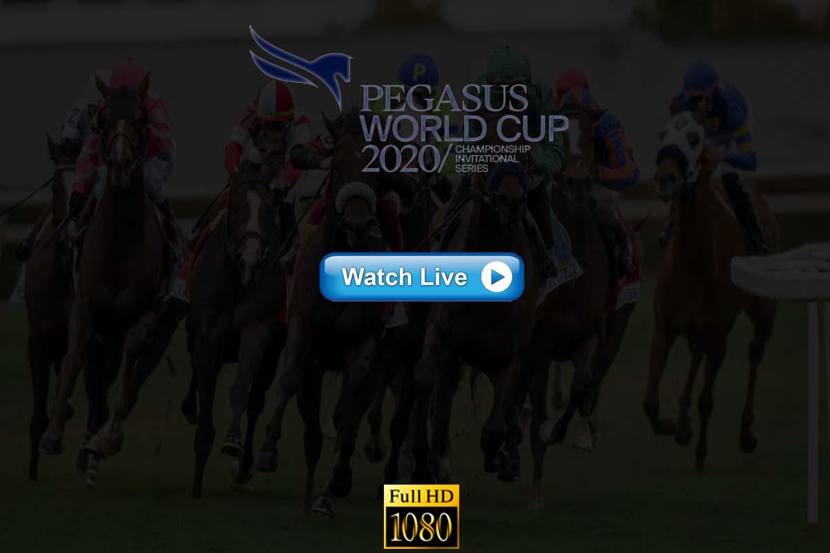 Pegasus World Cup live streaming Reddit